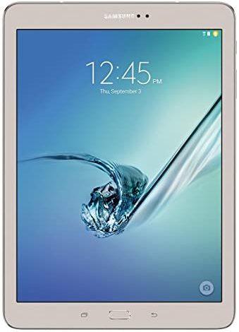 """Samsung Galaxy Tab S2 9.7"""" SM-T810NZDEXAR (32GB, Gold) (Renewed)"""