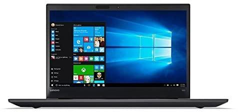 "Lenovo ThinkPad T570 Laptop with Intel Core i5-6300U Processor, 8GB DDR4 RAM, 256GB SSD - 15.6"" - Graphite Black - 20JW0006US"