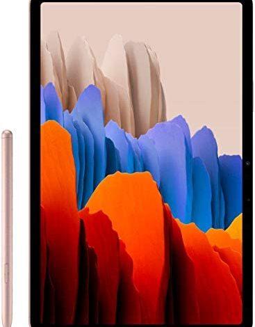 Samsung Galaxy Tab S7 T870 128GB 6GB RAM Wi-Fi Only International Version - Mystic Bronze