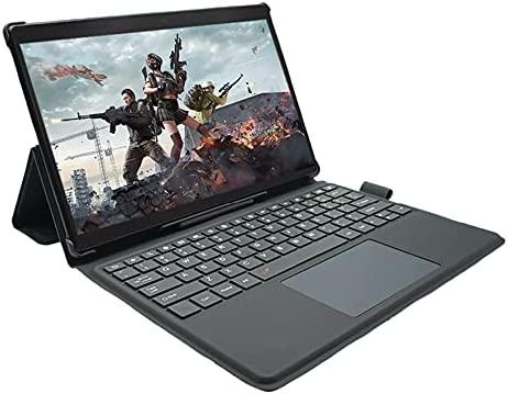 [3 Bonus Items] Simbans TangoTab XL 11.6 Inch Tablet and Keyboard, 2-in-1 Mini Laptop, Android 10, 4 GB RAM, 64 GB Storage, Mini-HDMI, 8MP Camera, USB, GPS, Dual WiFi, Bluetooth Computer PC - TLXL