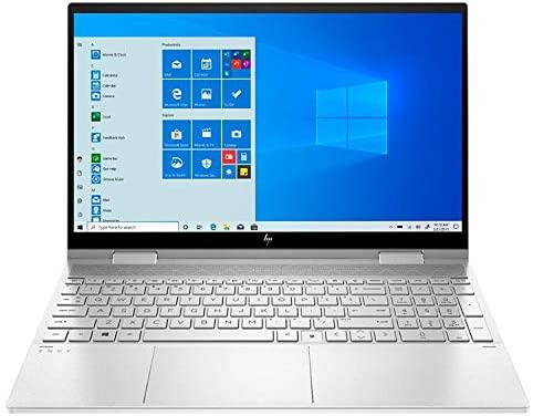 New HP Envy x360 2020,15.6 Full HD Touch,Intel i7-10510U Quadcore 10th Gen,NVIDIA MX330(4 GB),1TB SSD,16GB RAM,Win 10 Pro, B&O Speakers,Fingerprnt,HP WTY, 64GB Tech Warehouse LLC Flash Drive