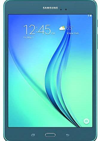 Samsung Galaxy Tab A 8-Inch Tablet (16 GB, SMOKY Blue)