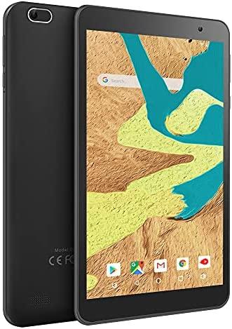 Android Tablet 8 inch, 2GB RAM, 32 GB Storage, IPS HD Display, Quad-Core Processor, Dual Camera, GPS, FM, Wi-Fi