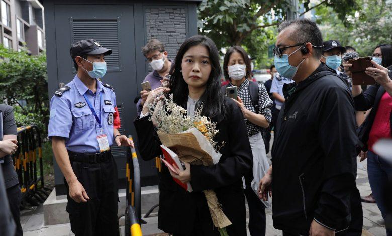 Beijing court dismisses landmark #MeToo case as authorities censor discussion