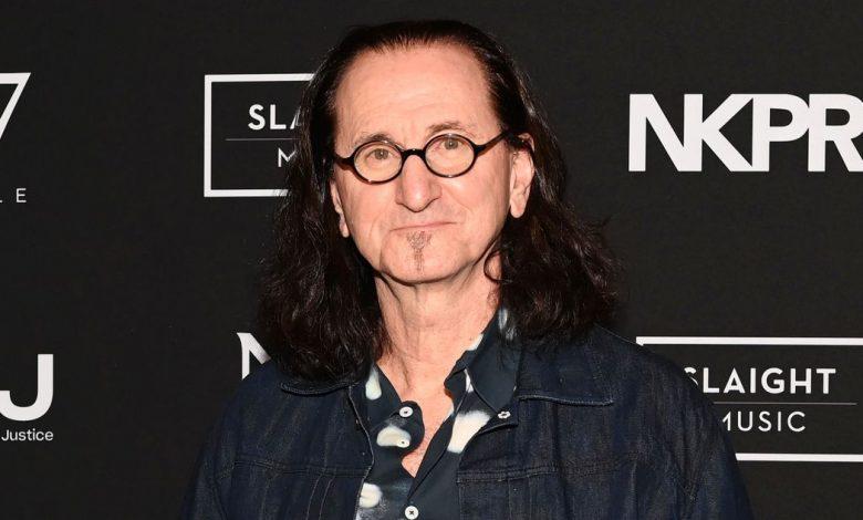 Rush Bassist Geddy Lee to Release Memoir in 2022