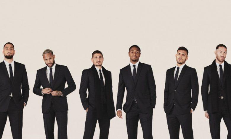 Dior Inks Two-Year Partnership with Football Club Paris Saint-Germain
