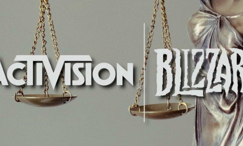 Activision Blizzard Employees File Unfair Labor Practice Lawsuit
