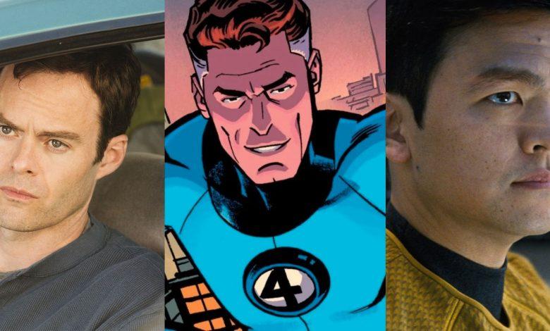 5 Actors Who Would Make A Perfect MCU Mr. Fantastic