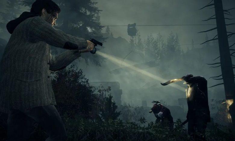 New Alan Wake Remastered trailer shown at PlayStation Showcase