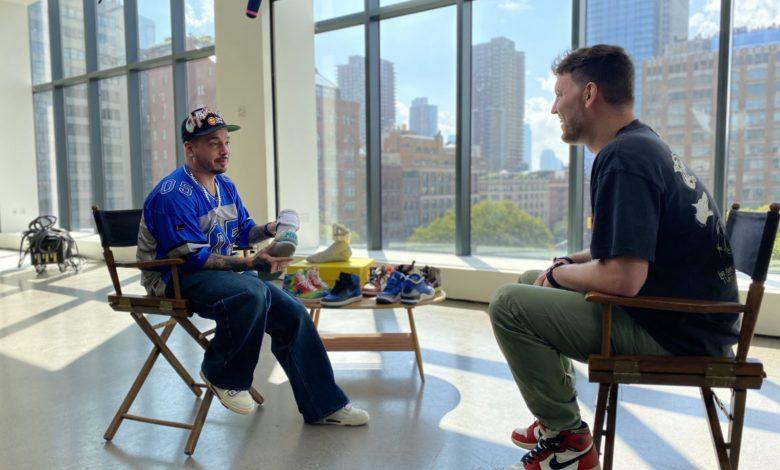 Sneakerheads, How Did Superstar Singer J Balvin Land His Signature Jordan Line? He Explains It All On SportsCenter Today