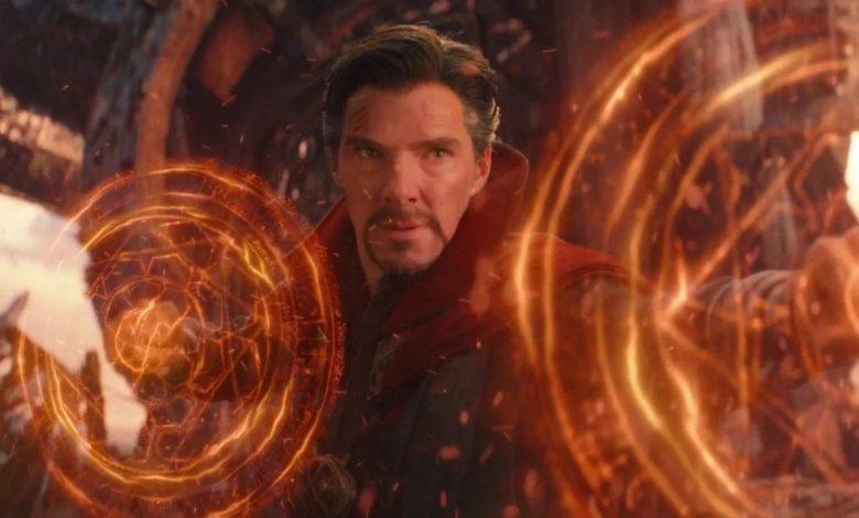 Benedict Cumberbatch Reveals How He's Improved In Avengers: Infinity War