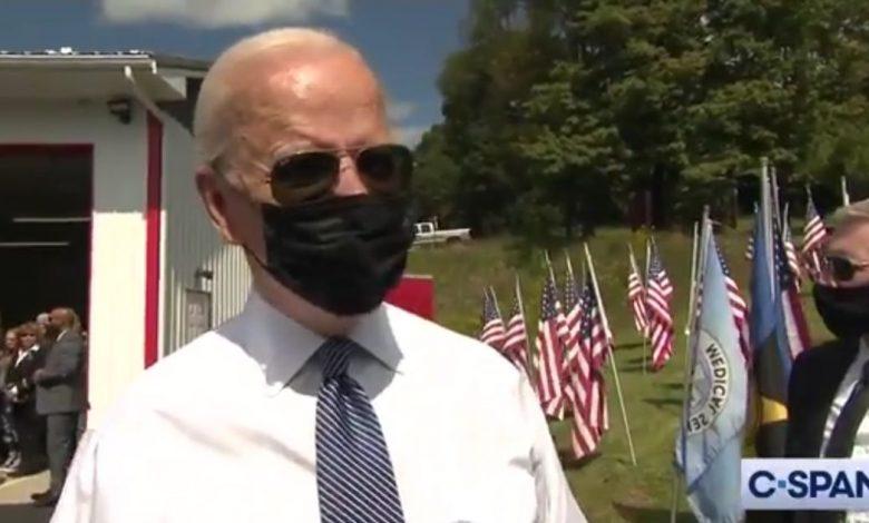 Biden Defends Botched Afghan Withdrawal at Flight 93 Memorial