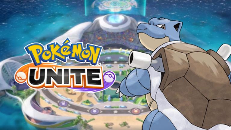 Pokémon UNITE Blastoise