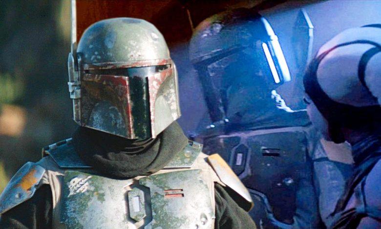 Star Wars Doubles Down On Lucas' ROTJ Boba Fett Change
