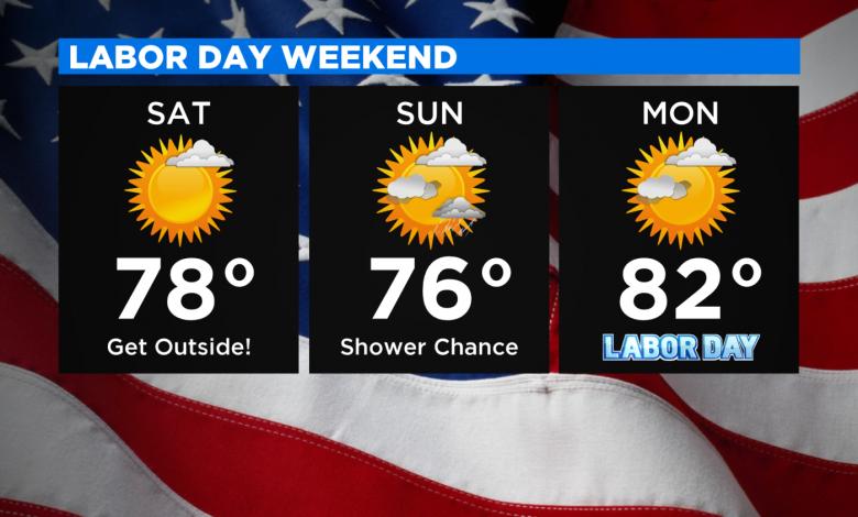 CBS2's 9/4 Saturday Morning Forecast – CBS New York