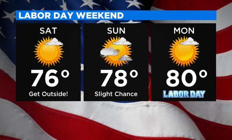 CBS2's 9/3 Friday Morning Forecast – CBS New York