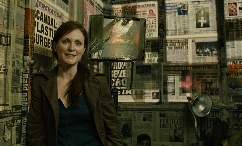 This Dystopian Julianne Moore Film Is Going Viral For Bleak Reasons