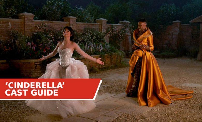 'Cinderella' Cast Guide: Who Stars Alongside Camila Cabello In Amazon Prime's 2021 Reboot?