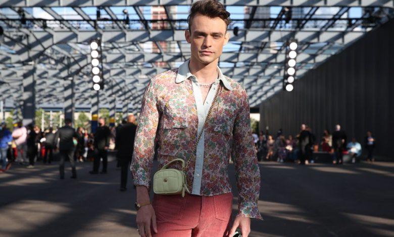 Thomas Doherty on Fashion Week, Harry Styles, 'Gossip Girl' Fans – WWD