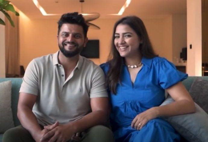 Raina talks about his love story ahead of IPL opener