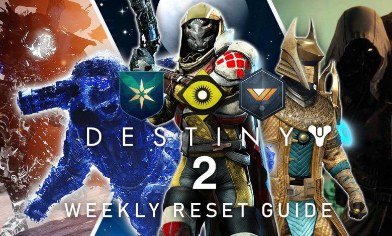 New Nightfall, Challenges, and Rewards
