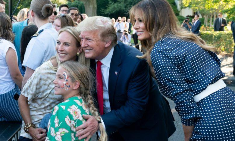 Melania Trump Fires Back at Former Press Secretary Over 'Scandals' Book