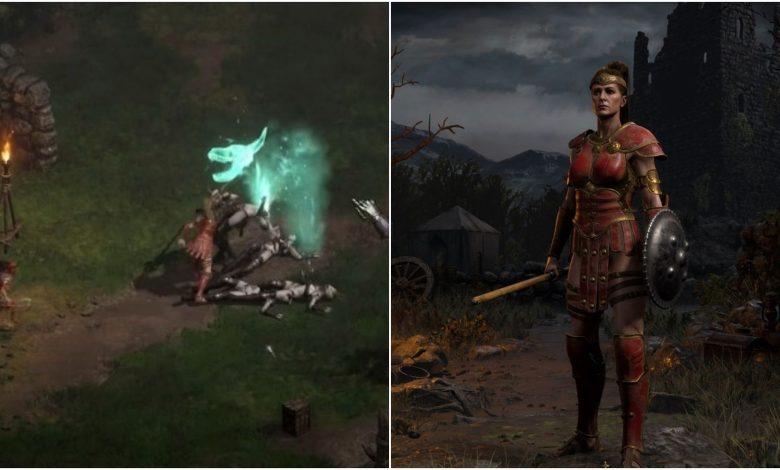 "Diablo 2: Resurrected - How To Build The ""Javazon"" Javelin Amazon"