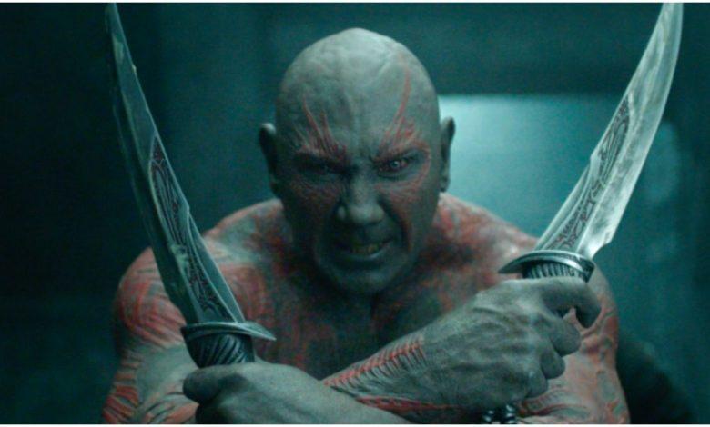 How Did The MCU Change Drax's Story?