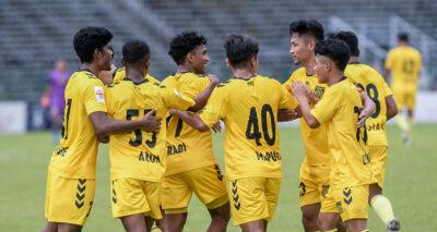 Hyderabad FC thrash Assam Rifles 5-0
