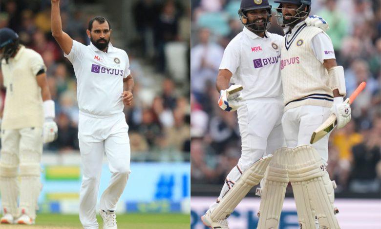 Shami fit to play; Rohit Sharma, Pujara still doubtful
