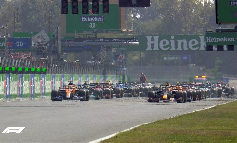 Formula 1 Italian GP Live: Can Hamilton stop Verstappen?