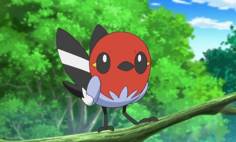 Pokemon GO: Best Movesets For Fletchling