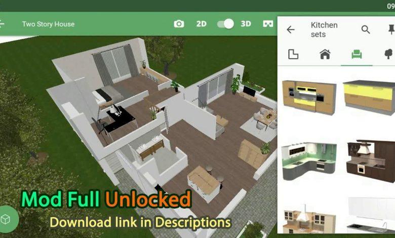 Floor Plan Creator Pro Mod Apk v3.5.4 [Unlocked]+[Premium]