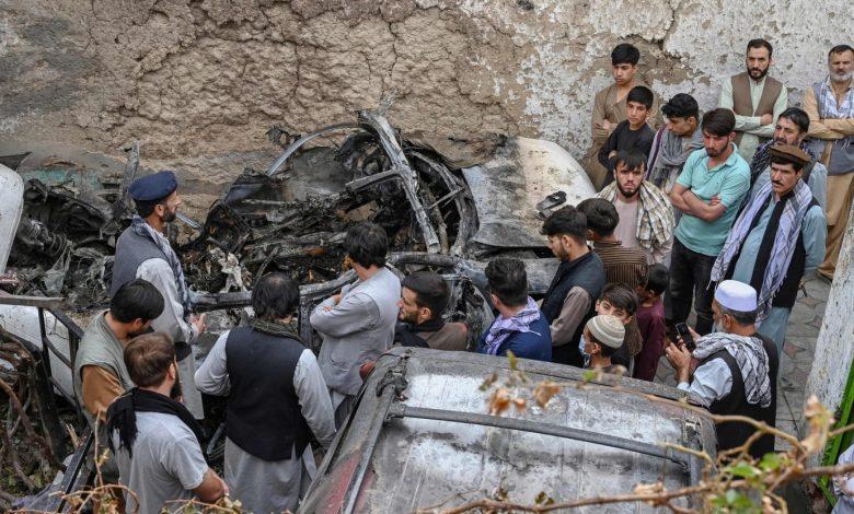 Kabul Drone Strike Was 'Tragic Mistake' That Killed 10 Innocents, U.S. General Frank McKenzie Says