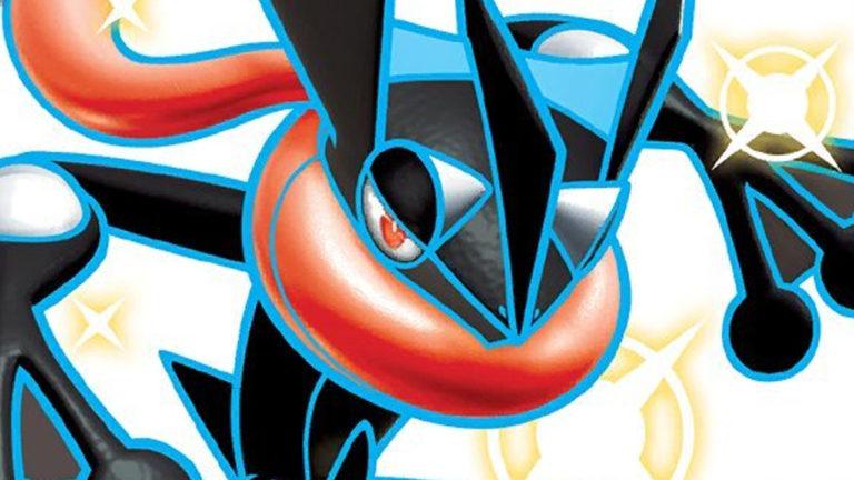 The Pokémon Company Reveals Greninja Star promo from upcoming Celebrations TCG set