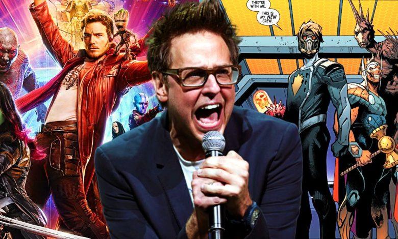 James Gunn Reveals Weird GOTG 3 Fan Messages He's Gotten For 2 Years