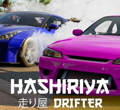 Hashiriya Drifter Online Drift Racing Multiplayer 2.1.02 Mod Apk (unlimited money)