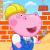 Hippo builder. Building machines 1.2.6 Mod Apk (unlimited money)