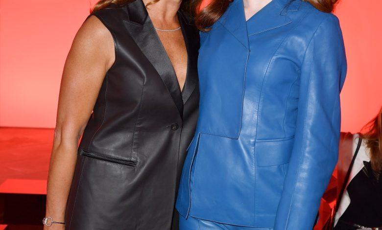 Brooke Shields Sits Front Row at Salvatore Ferragamo Show in Milan – WWD