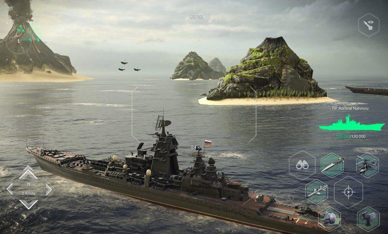 MODERN WARSHIPS: Sea Battle Online 0.44.6