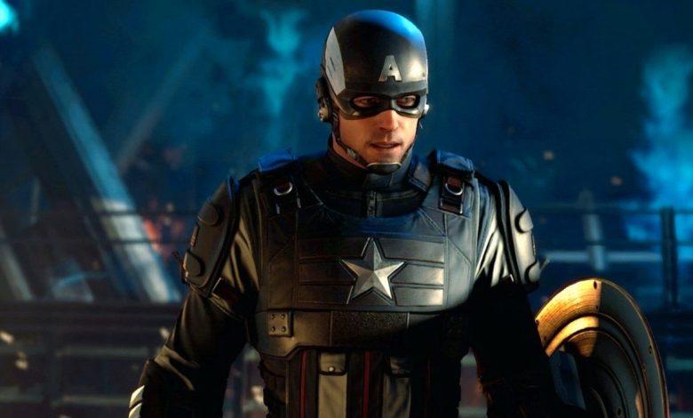 Marvel's Avengers Accidentally Teases Captain America's Infinity War Skin
