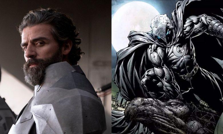 Fan Art Imagines The Look Of The MCU's Moon Knight