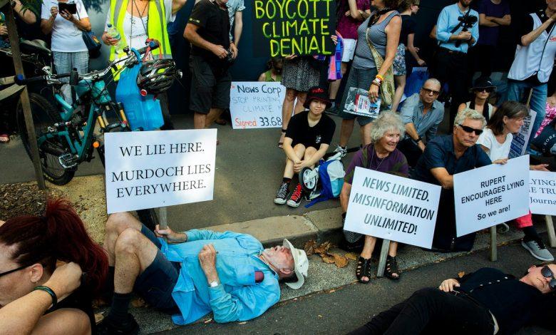 Will Rupert Murdoch's Australia Climate Rebrand Reach America?