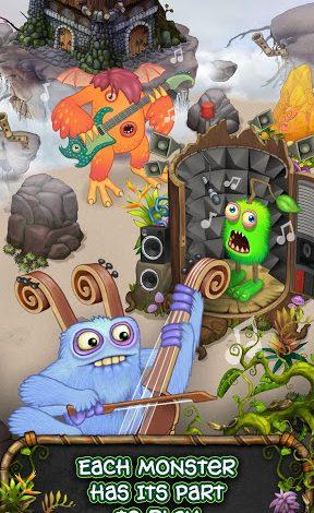 My Singing Monsters Mod Apk 3.3.0 [Unimited Money]