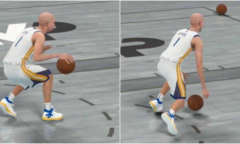 NBA 2K22: Best Dribble Moves