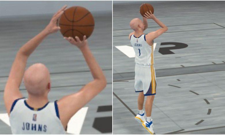 NBA 2K22: Best Shots
