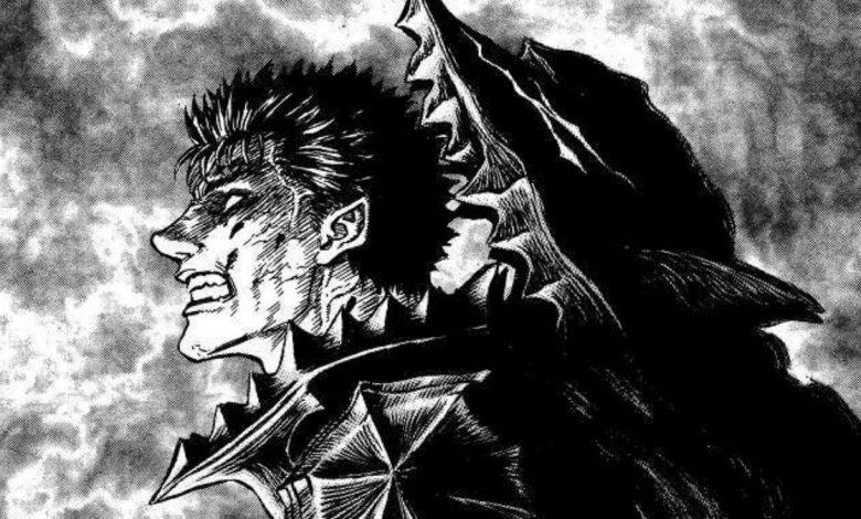 New Berserk Manga Volume 41 Release Date Confirmed