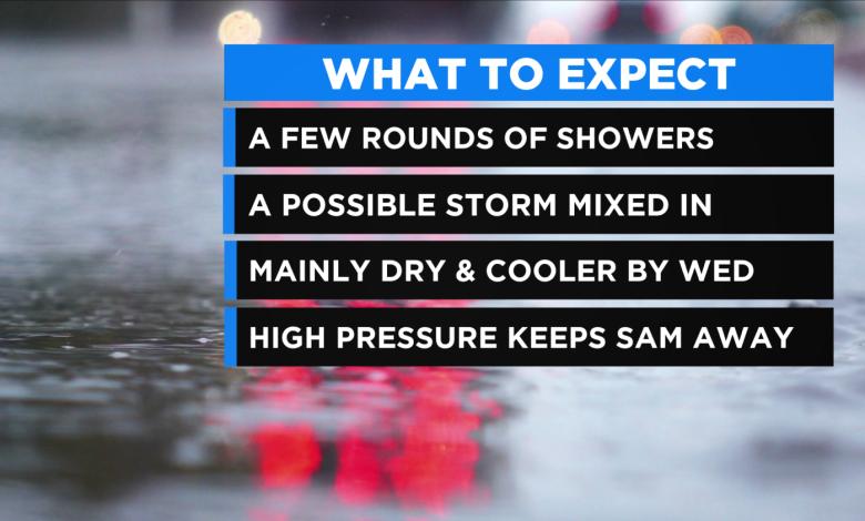 CBS2's 9/28 Tuesday Morning Forecast – CBS New York
