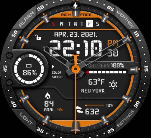 Novus WatchFace 1.1.0 Mod Apk (unlimited money)