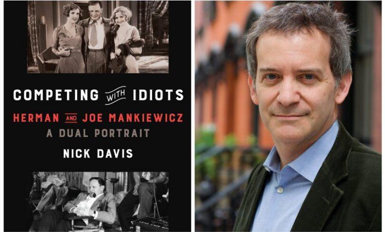 Herman and Joe Mankiewicz dual biography review